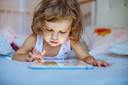 Associações entre o uso de mídia baseada em tela e a integridade da substância branca do cérebro em crianças em idade pré-escolar