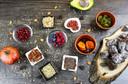 Pontuações mais altas de ingestão de dieta mediterrânea foram associadas a uma redução de 30% do risco futuro de diabetes tipo 2